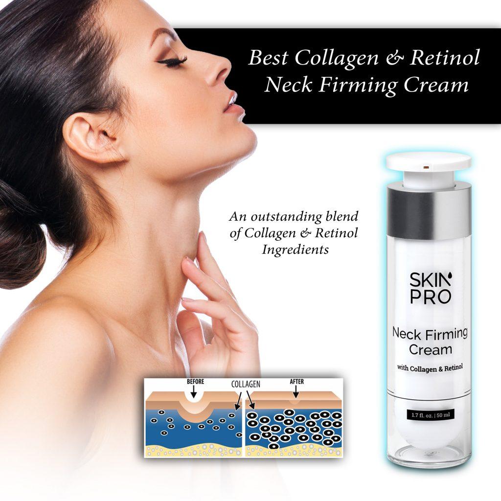 Drugstore Neck Cream