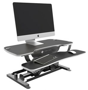 VersaDesk Power Pro Stand up desk riser